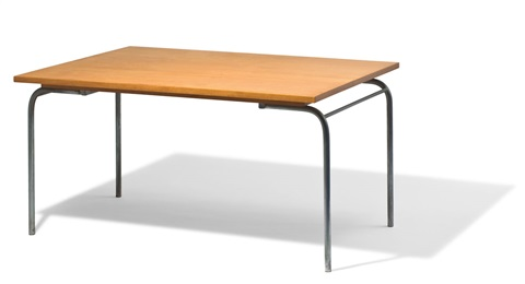 dinette table by richard neutra