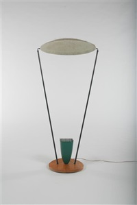 floor lamp by mitchell bobrick