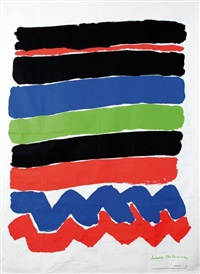nappe by sonia delaunay-terk