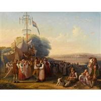 a festive gathering by bengt nordenberg