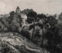 landscape by lucien abrams