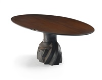 dining table by wendell castle