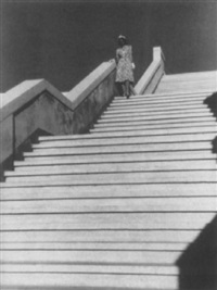 die treppe by rudolf rattinger