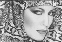 woman in snakeskin by walter e. lautenbacher