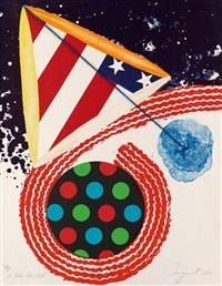 a free for all by james rosenquist