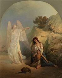 biblical scene by vladimir fadeev