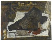 boar's head by raymond guerrier