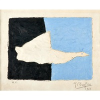 le canard by georges braque