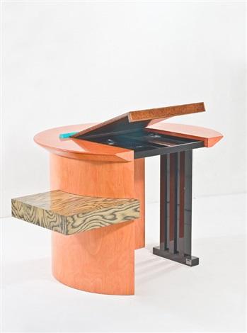 scrivania modello sophia by aldo cibic