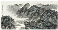 东风绿河山 by ren qingxin