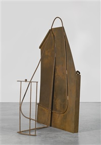 barcelona view by anthony caro