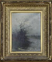 bord d'étang by heinz flockenhaus