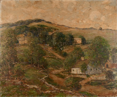 connecticut hill by e maxwell albert