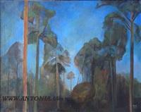 landscape by maija tabaka