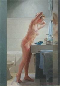 la toilette by ghislain bleriot