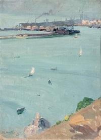 porto di savona by rocco lentini