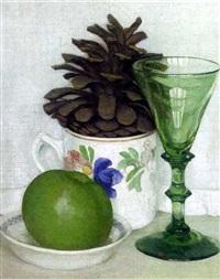 the pine cone by gluck (hannah gluckstein)