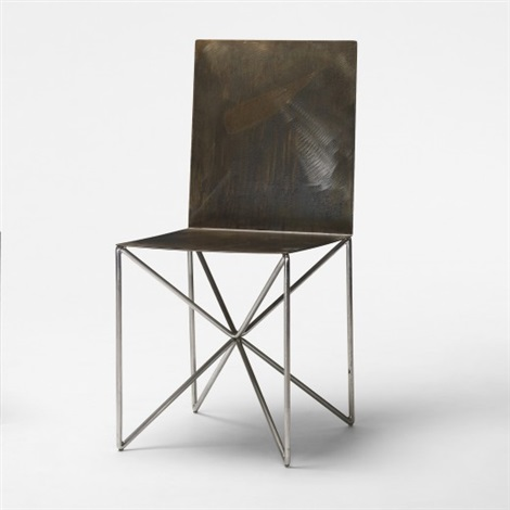 mainliner chair by forrest warden myers