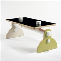 magnum dedectum i table by kenneth smythe
