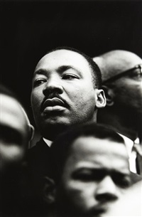 martin luther king by steve schapiro
