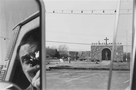 route 9w new york by lee friedlander