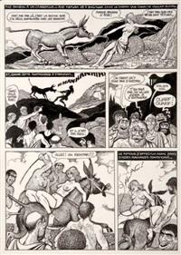 les sorcières de thessalie, tome 2 by georges pichard