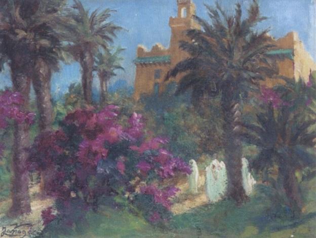 le belvédère tunis by jeanne janoge