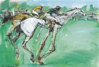horse racing by cornelius campbell