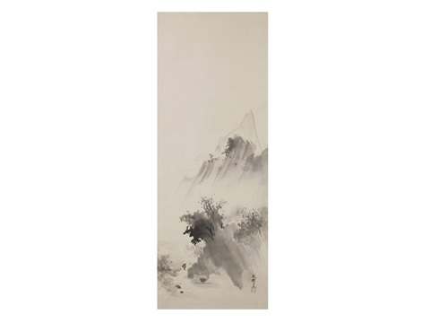 landscape by hashimoto gaho