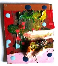 abstract 1 by fiona rae