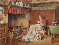 the patchwork quilt by henry edward spernon tozer