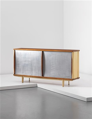 rare sideboard, model no.150 by jean prouvé