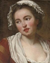 a maidservant by jean françois gilles colson