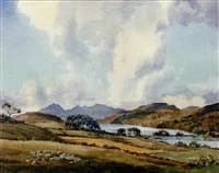 loch fad, bute by stirling gillespie