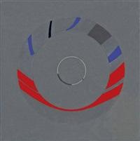 torsione di corona circolare ricavata dalla forma by sara campesan