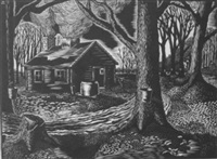 sugar bush by sheffield harold kagy