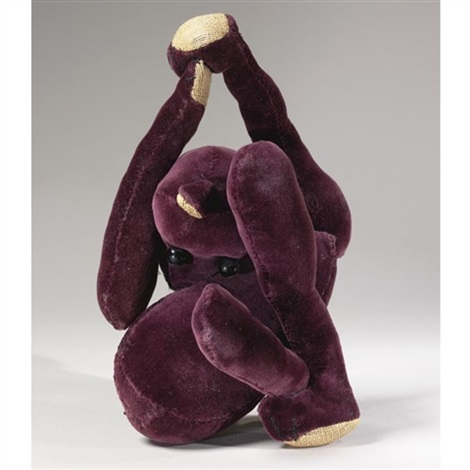 untitled stuffed animal by charles ledray