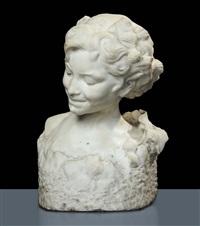 busto di satiro by gabriel eugène coquelin