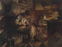 the cobbler by jefferson david chalfant
