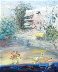 segway in tel-aviv by dina enoch