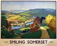 smiling somerset by leonard richmond