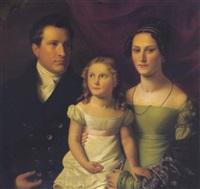 repräsentatives familienbildnis by giuseppe tominz