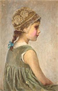 portrait of beryl by margetson helen howard