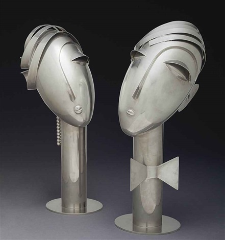 two heads by franz hagenauer