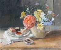 summer flowers by pamela kay