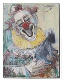 clown by nahum tschacbasov