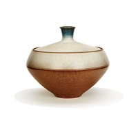 covered bowl by rupert j. deese