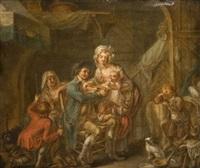 l'heureuse famille by etienne aubry