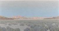 desert shadows by fernand harvey lungren