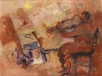 le violoniste by kiro urdin